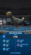 Proceratosaurus JWA