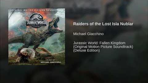 Raiders of the Lost Isla Nublar