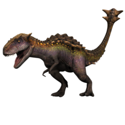 Trykosaurusrender