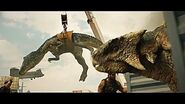 Baryonyx and ankylosaurs