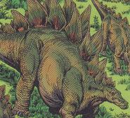 Stegosaurustopps