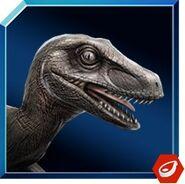 Utahraptor icon JW