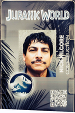 Nick Kilgore ID Badge