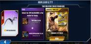 Tapejalosaurus Availability
