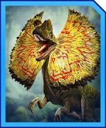 JWA Profile Dilophosaurus result