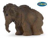 Papo-baby mammoth standing