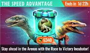 Premium The Speed Advantage
