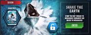 Shake The Earth (Mosasaurus) News