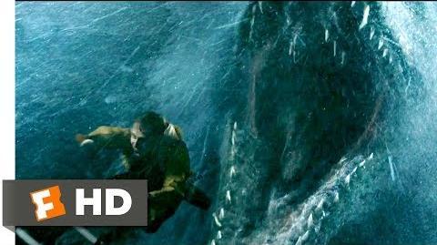 Jurassic World Fallen Kingdom (2018) - Mosasaurus Attack Scene (1 10) Movieclips