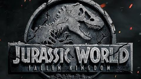 Jurassic World Fallen Kingdom Teaser Trailer 1-Run.