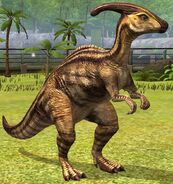 Parasaurolophus lvl. 20
