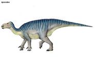 Iguanodon by cisiopurple-d9mlrdz