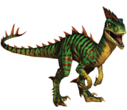 Velociraptor-Level40