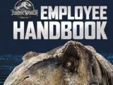 Jurassic World Employee Handbook