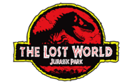 The lost world jurassic park logo