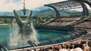 Mosasaurus-eating-shark