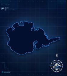 Исла Таканьо на карте