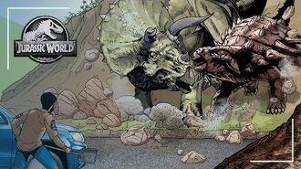 Dinosaur Crossing - Motion Comic Ep. 2 Jurassic World