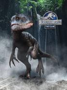 Indominus rex gen 2 jwtg