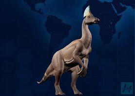 Jurassic World Evolution Olorotitan