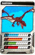 Dimorphodon card