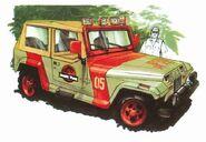 Jeep concept art