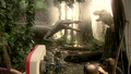 Jurassic Park III - T. rex animatronic BTS - 00009