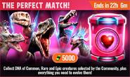 Perfect Match JWA