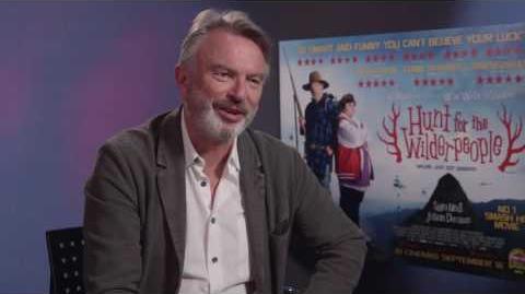 Sam Neill talks Thor Ragnarok and Why Dr Alan Grant might be dead?