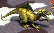 SwampSpinosaurToy