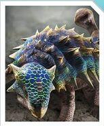 Ankylosaurus GEN 2 Icon JWA