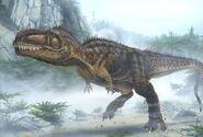 Giganotosaurus 1