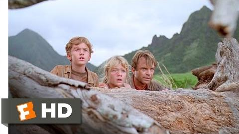 Jurassic Park (1993) - They're Flocking This Way Scene (6 10) Movieclips