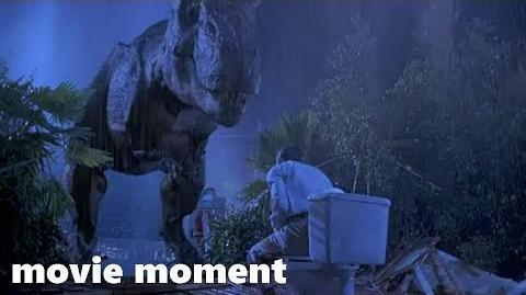 Парк Юрского периода - Тираннозавр