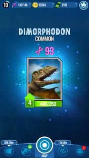 Dimorphodon DNA