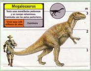 Megalosaurus tlw