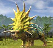 Triceratops lvl 40