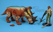 Unreleased pacyrhinosaurus