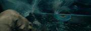 Gallimimus Underwater