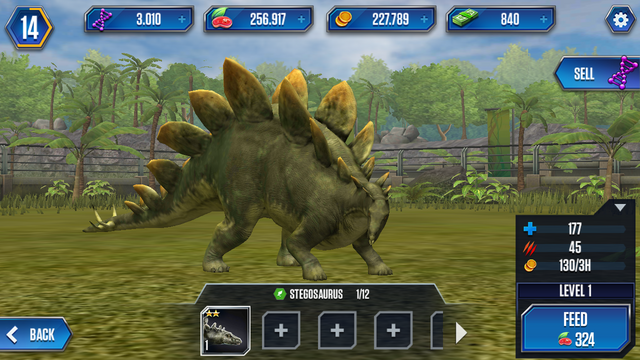 File:JWTG Stegosaurus Level1.png