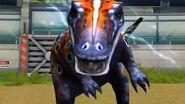 Jurassic Park Builder Baryonyx