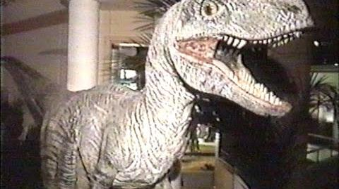 Jurassic Park (1993) - American Museum of Natural History