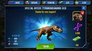 Tyrannosaurus rex Special Offer 2