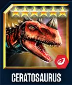 Ceratosaurus Lv 40 Icon