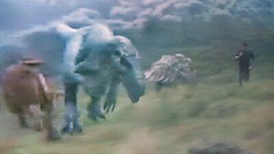 JWFK Stampede Mystery Theropod
