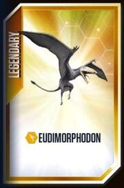 EudimorphodonJWTG Card