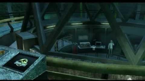 Jurassic Park The Game - Episode4 The Survivors - Ethics, Part 1