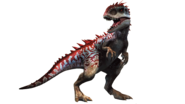 Jurassic world the game hybrid indominus rex by sonichedgehog2-d9y79f0