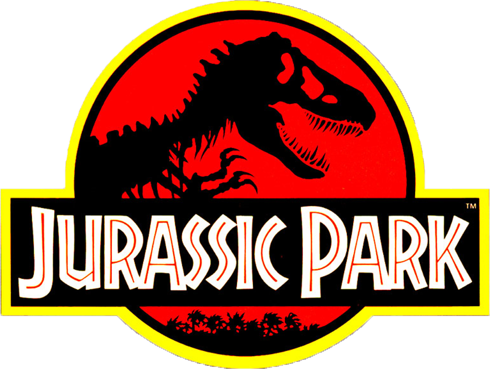 Jurrasic Park Logo at https://www.quora.com/How-do-I-visit-Jurassic-Park