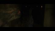 Carno and Parasaur escaping